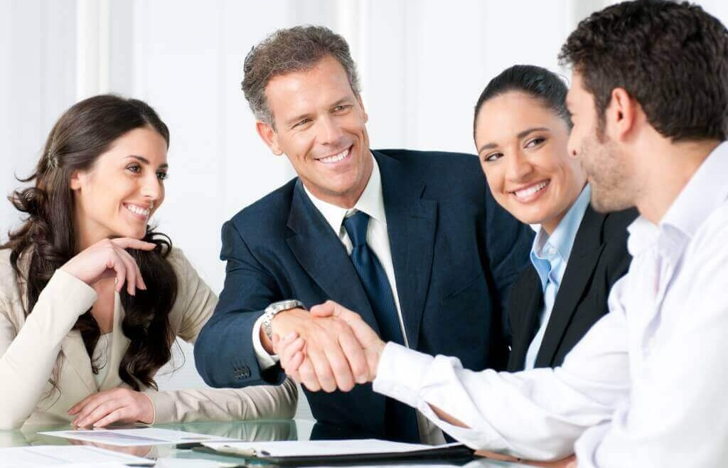 Experienced Recruitment Consultants